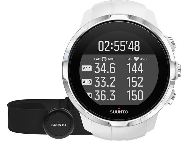 Suunto Spartan Sport HR Watch White